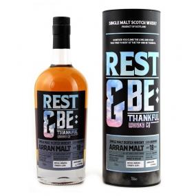 Arran Malt 1998 18 ans Rest & Be Thankful Company Whisky Single Malt