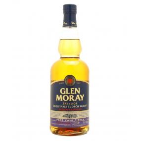 Glen Moray Speyside Elgin Classic Port Cask Finish Single Malt