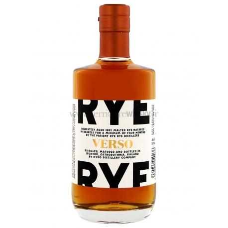 Verso Rye Whisky 46.5% 50 cl