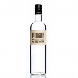 PARTISAN Vodka 50% 50 cl vodka russe