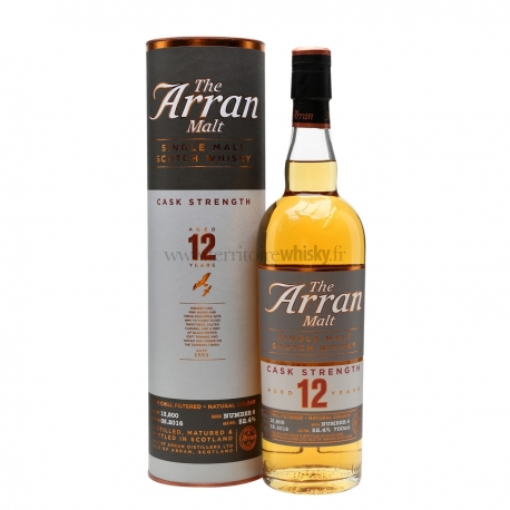 ARRAN 12 ans Batch 6 Single Malt