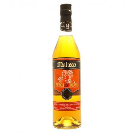 Malteco 8 ans Spices Rhum