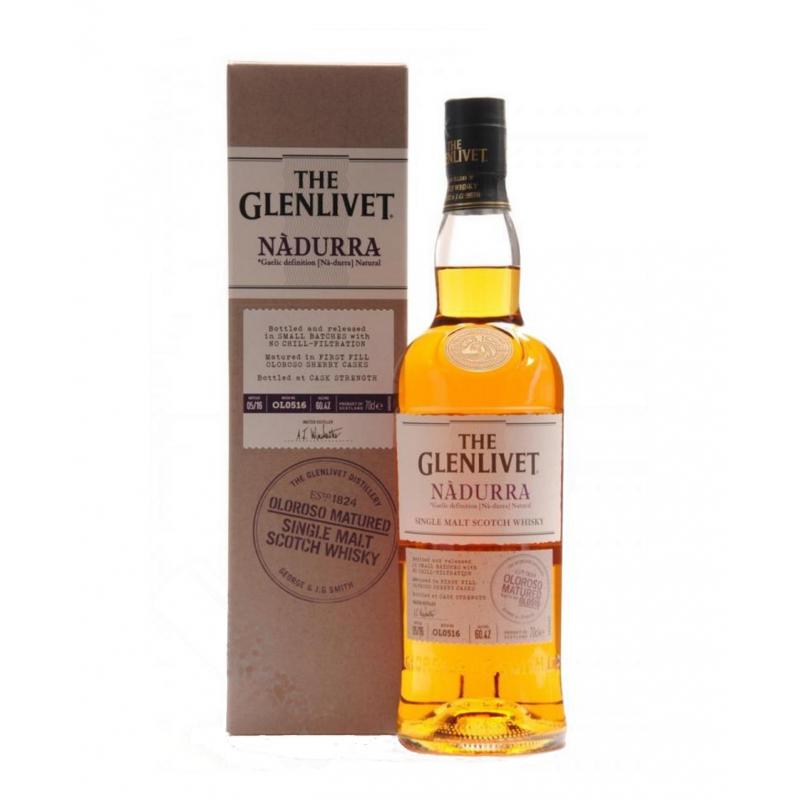 The GLENLIVET Nadurra Oloroso Matured Single Malt Whisky