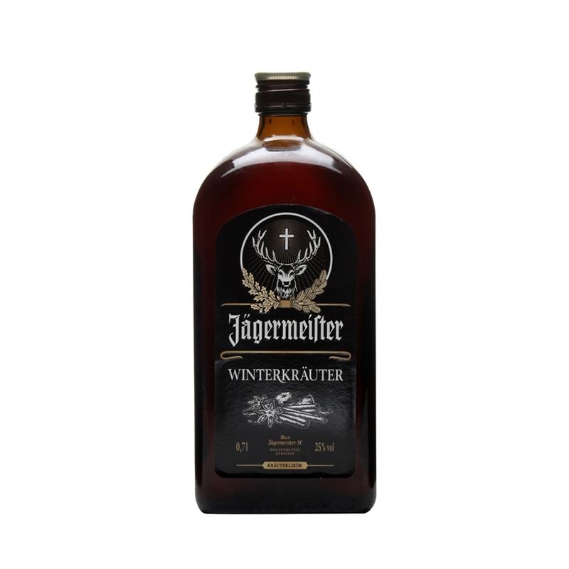 Liqueur Jägermeister Winterkrauter