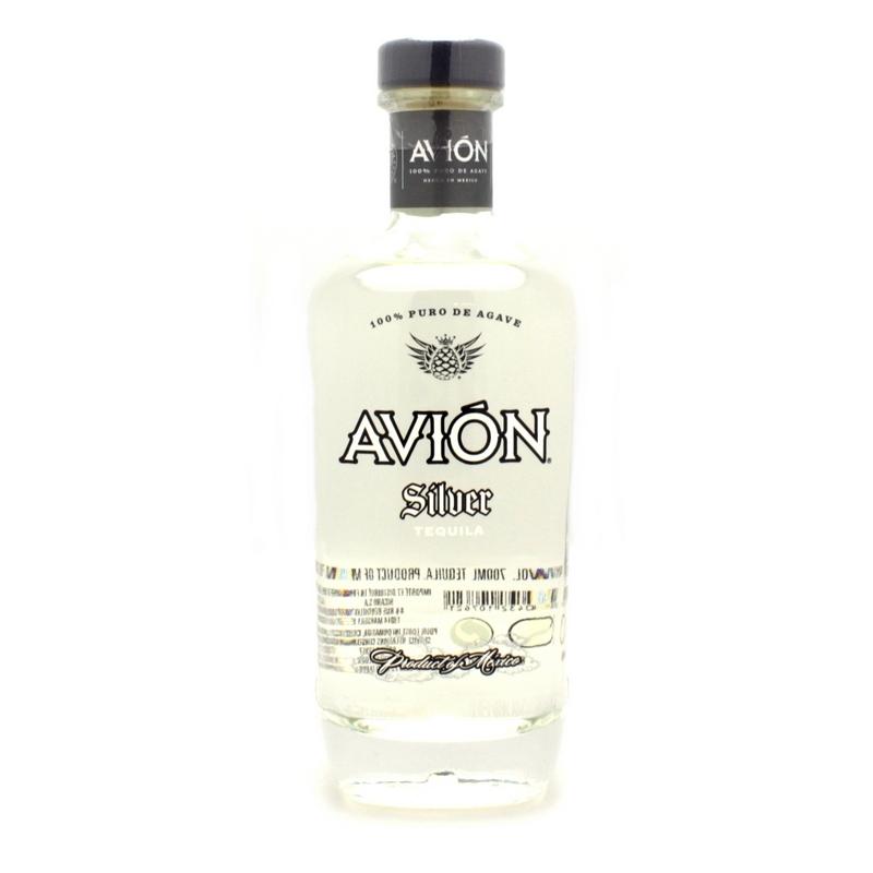 Avión Silver Tequila