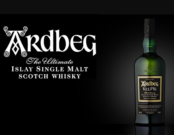 ARDBEG Kelpie Single Malt Whisky chez Territoire Whisky