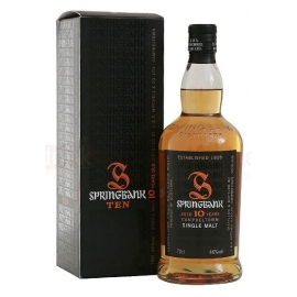 SPRINGBANK 10 ANS WHISKY SINGLE CAMPBELTOWN
