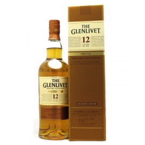 The GLENLIVET First Fill 12 ans
