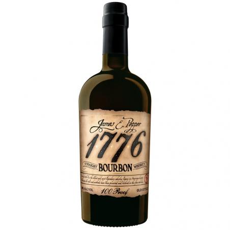 James E. Pepper 1776 Bourbon