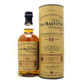 The Balvenie 14 ans Caribbean cask