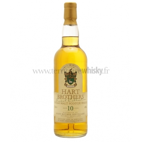 HART BROTHERS Longmorn 10 ans