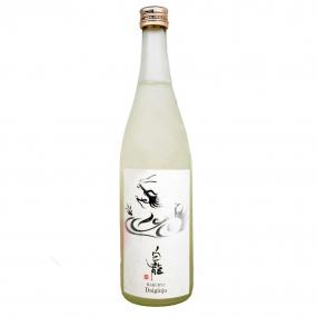 "Saké ""White Label"" Yoshida Junmai Daiginjo"