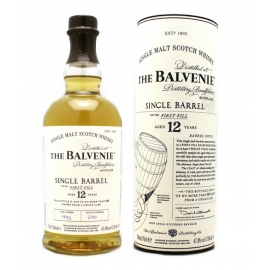The Balvenie 12 ans Single Barrel First Fill Single Malt Whisky