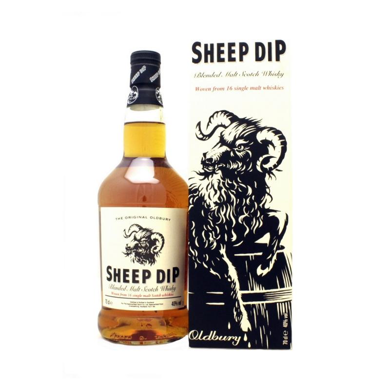 Sheep Dip Blended Malt Scotch Whisky - The Original Oldbury