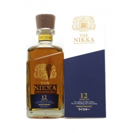 The Nikka 12 ans Premium Blended Whisky