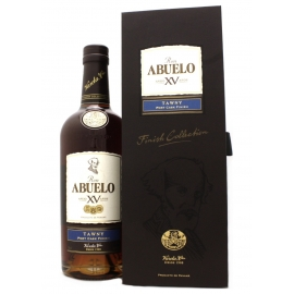 Abuelo 15 ans Tawny Port Cask Finish XV Finish Collection