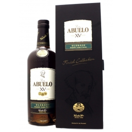 Abuelo 15 ans Oloroso Sherry Cask Finish XV Finish Collection