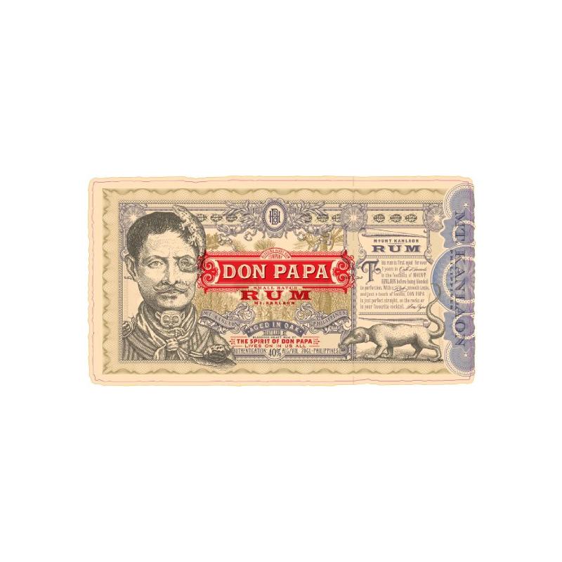 Don Papa Rhum des Philippines