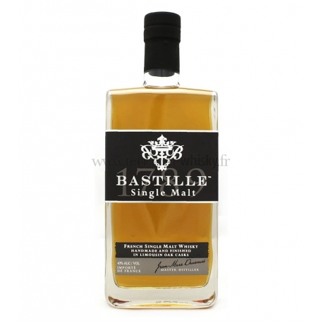 Bastille 1789 Single Malt Whisky français