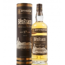 BENRIACH 17 ans Septendecim whisky