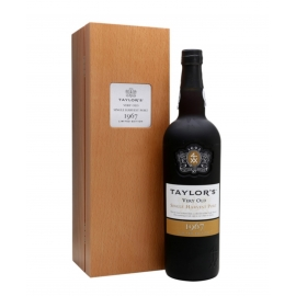 TAYLOR'S 1967 Single Harvest Very Old Porto