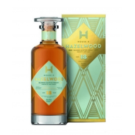 House of HAZELWOOD 18 Ans Blend Whisky