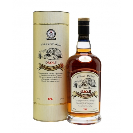 OMAR Single Malt Sherry Cask Whisky