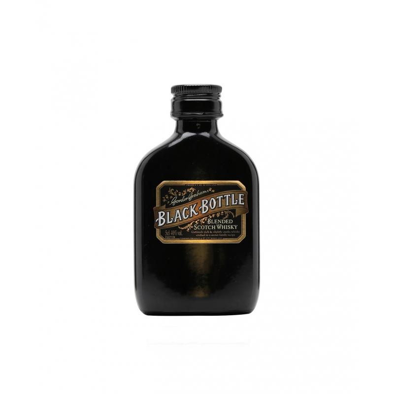 Black Bottle Islay blended whisky mignonette
