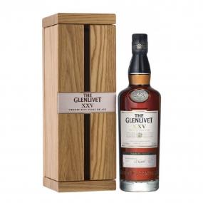 THE GLENLIVET 25 Ans
