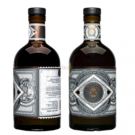 Shack Rum Spiced The Spirit of Nature