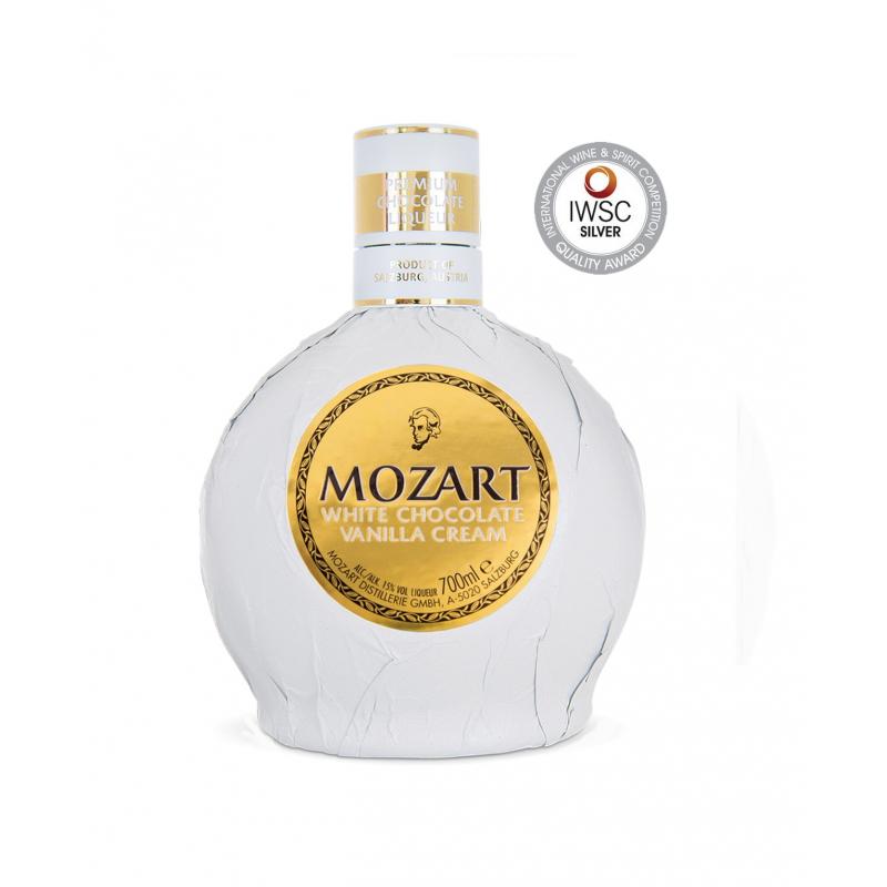 Mozart White Chocolate Liqueur