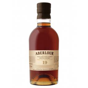 Aberlour 19 ans First-Fill Sherry Butt