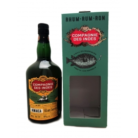 Compagnie Des Indes Jamaica Distillerie Secrete 10 ans