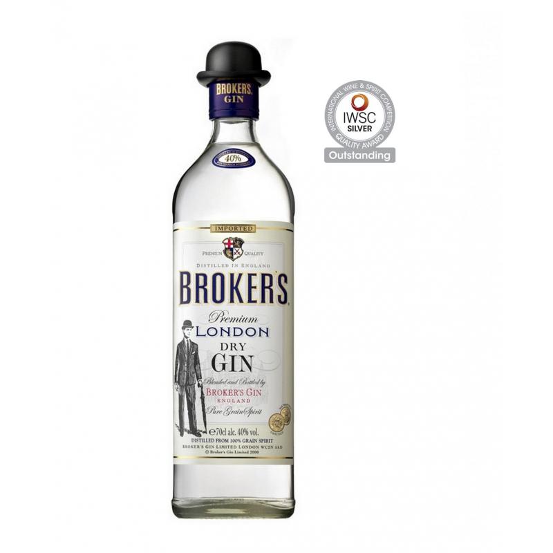 Broker's London Dry Gin