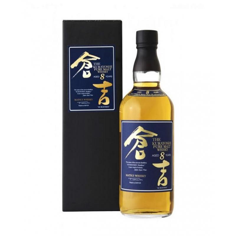 The Kurayoshi 8 ans Pure Malt