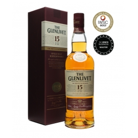 The GLENLIVET 15 ans
