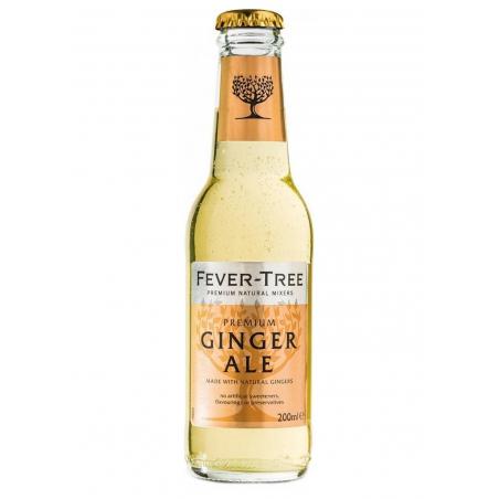 Fever Tree Ginger Ale 20cL