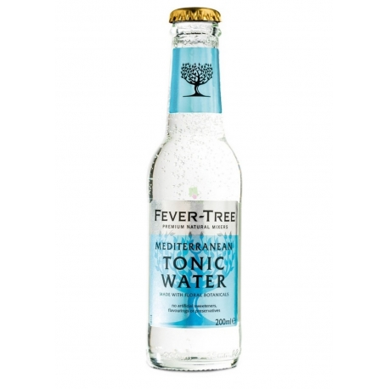 Fever Tree Tonic Mediterranean Premium Water