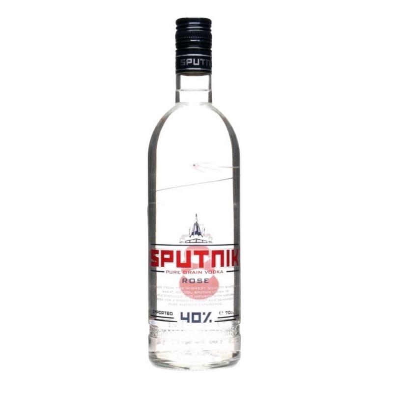 Sputnik Rose Vodka