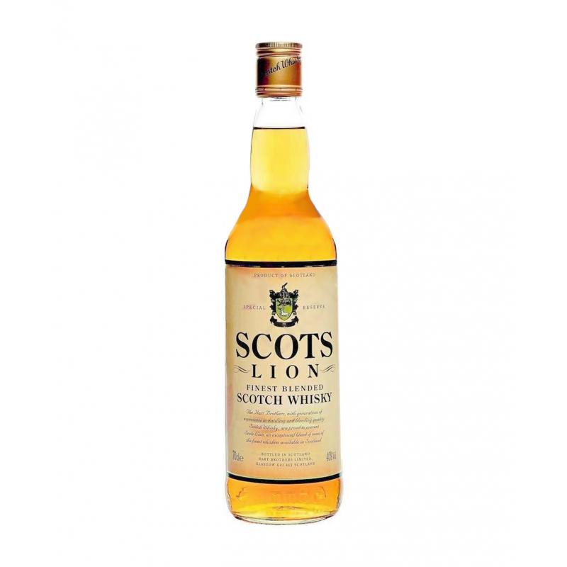 Scots Lion Whisky Blend