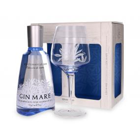 Mare Mediterranean Gin + 1 Verre