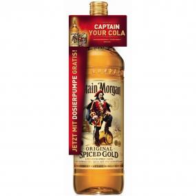 Captain Morgan Gold Spiced 3L