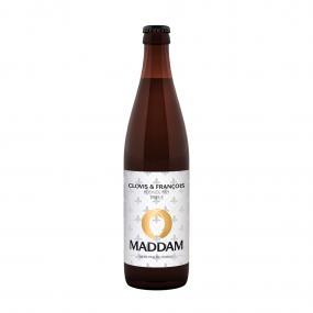Bière blonde Bio - Clovis et François - Maddam