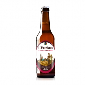 Bière aux Fruits Rouges - Brasserie l'Eurelienne