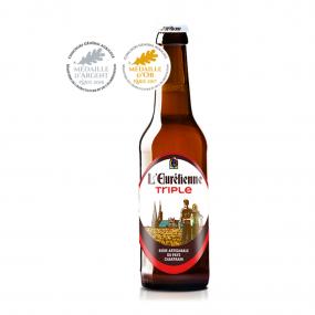 Bière Triple - Brasserie l'Eurelienne