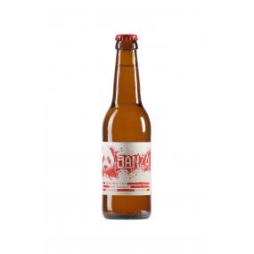 Bière Blanche Banzaï - Brasserie les Acolytes