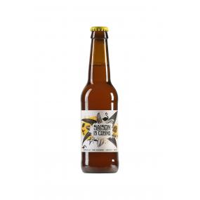 Bière Blonde Saison is Coming - Brasserie les Acolytes