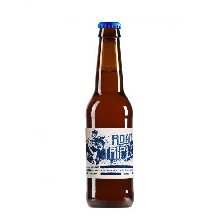 Bière Dorée Road Triple - Brasserie les Acolytes