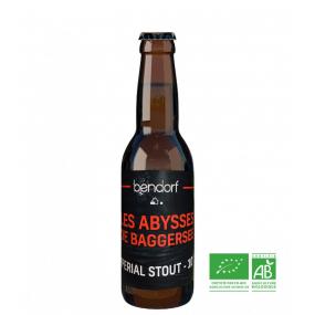 Bière Les abysses de Baggersee Brasserie Bendorf