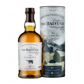 The Balvenie 14 ans Week of Peat